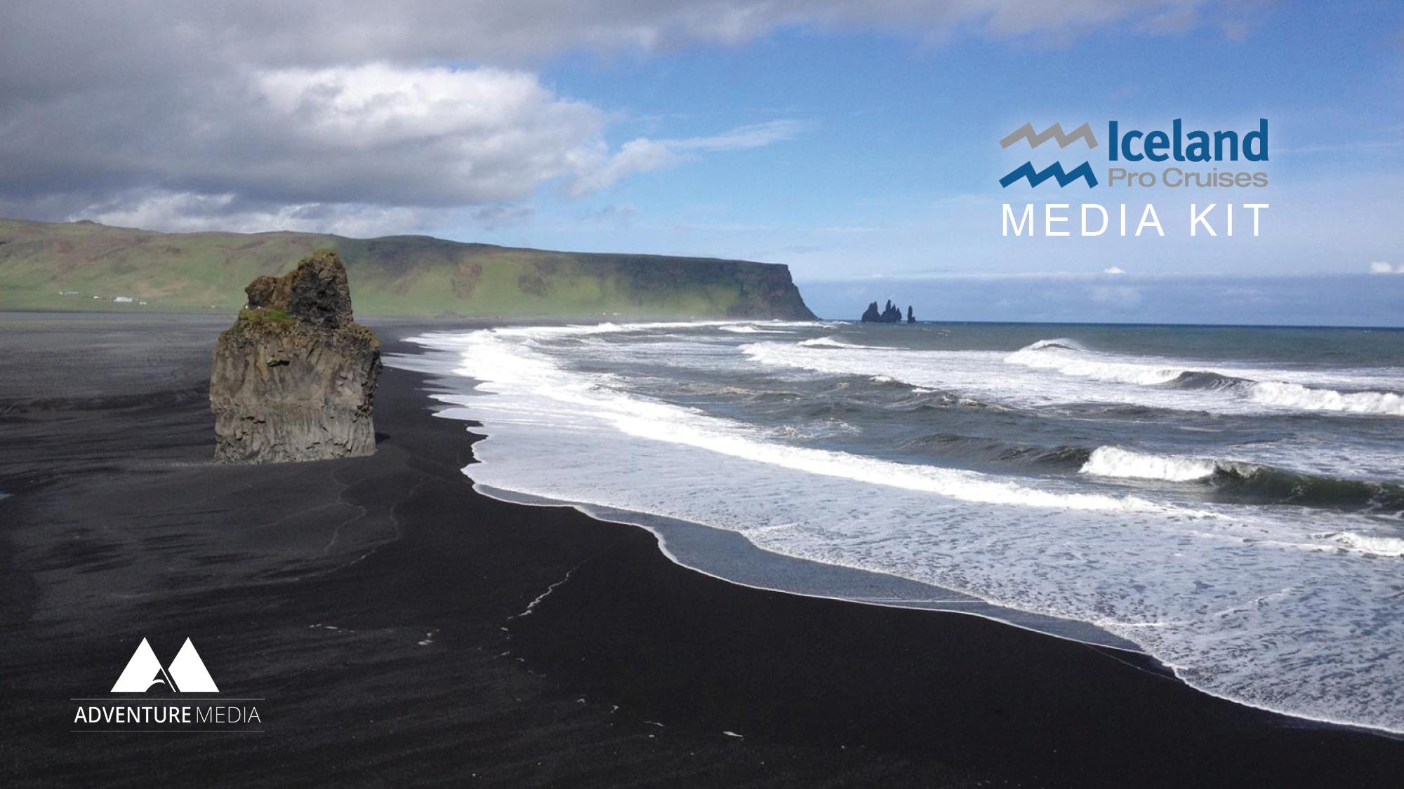 Iceland Pro Cruises Media Kit | Adventure Media