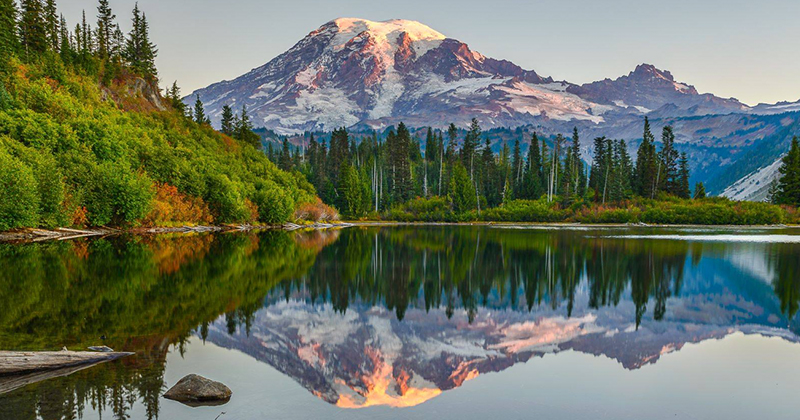 Visit Rainier Launching Second Series in Centennial GeoTour