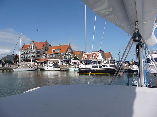 Tripsite Offers Bike and Sail the Frisian Sea