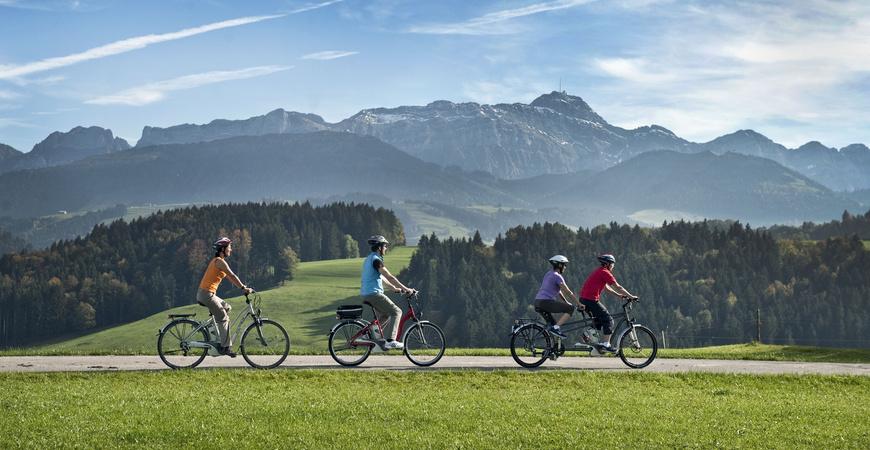 e-bike Option offered by Tripsite.com