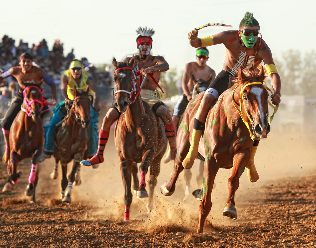 All Nations Indian Relay Championships | Adventure Media