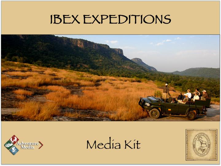 Ibex Media Kit | Adventure Media