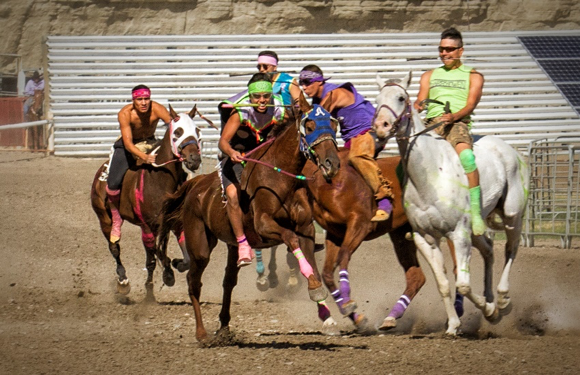 """Documentary """"The Road to Billings"""" The Story of the 2016 #IndianRelay"""