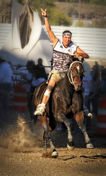 Wyoming Welcomes Season Opening #IndianRelay