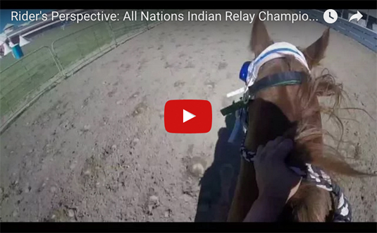 BILLINGS GAZETTE | A rider's perspective: All Nations Indian Relay Championship