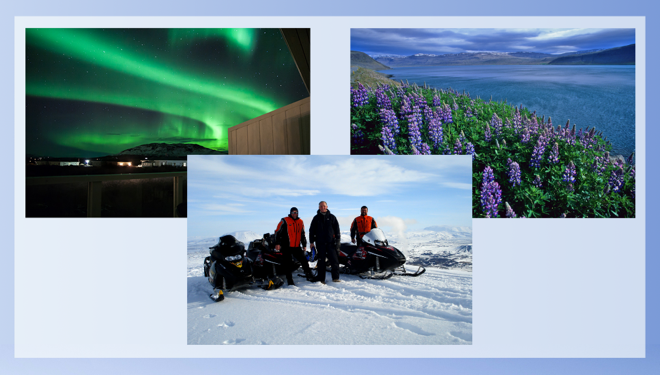 Iceland – Guided Tours from Borton Overseas