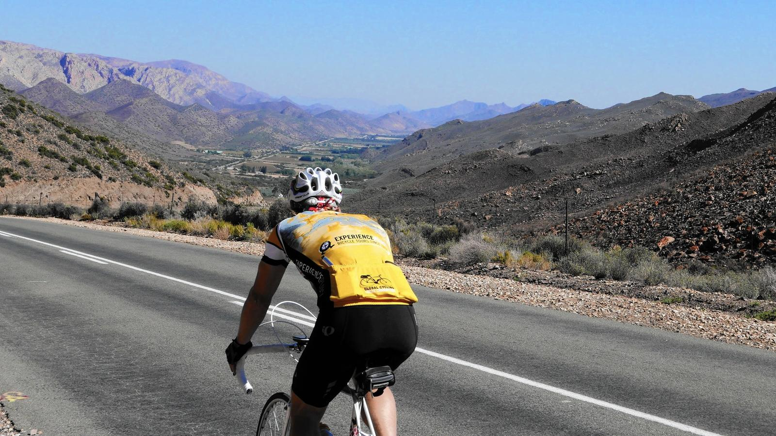 SUNSENTINEL | Covering South Africa on two wheels