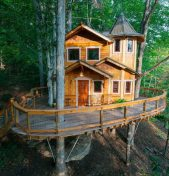 USA TODAY | 10 Treehouses – Spend the Night in These