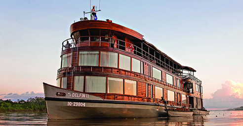Amazon – River Cruise or Jungle Lodge?