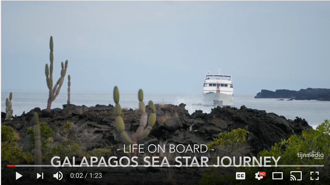 Galapagos Sea Star Journey | Life On Board