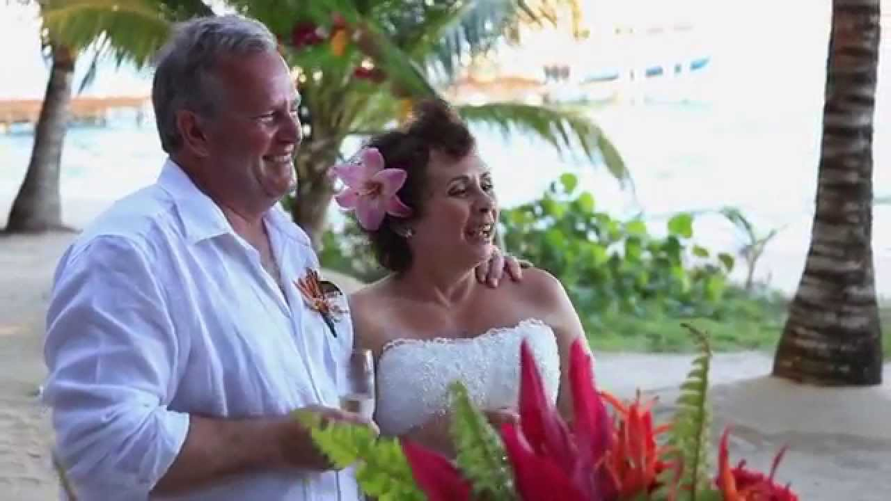Tropical Dream Weddings at Hamanasi Resort in Belize – It's Easy!