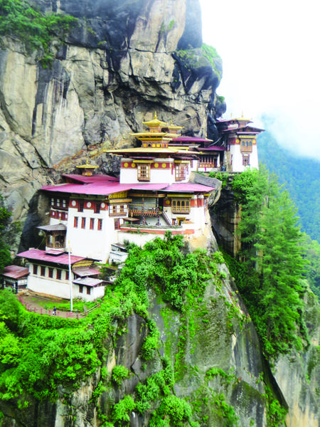 LOS ALAMOS MONITOR | Mountains, monasteries in the 'Land of the Thunder Dragon'