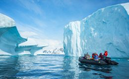 Images from Ronge Island in Antarctica