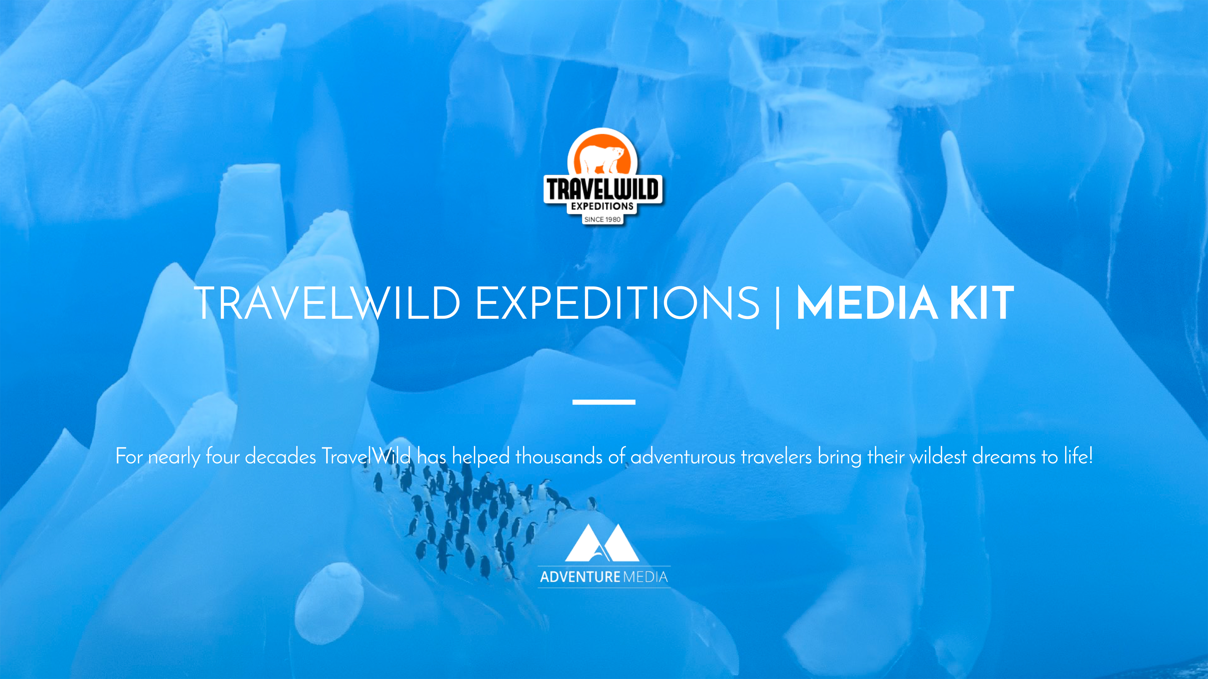TravelWild Expeditions Media Kit