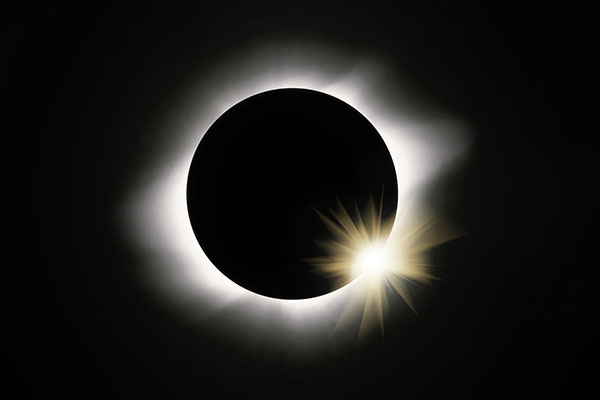 Photographing the Total Eclipse