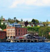 Washington's Port Townsend and Fort Worden